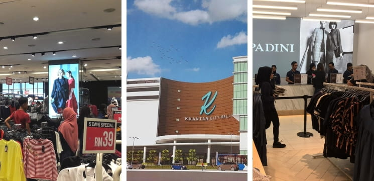 kuantan city mall pahang