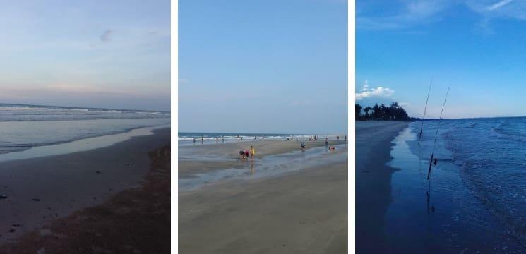 pantai menarik di kuantan pahang