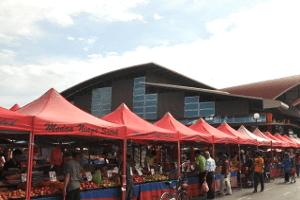 pasar satok kuching sarawak