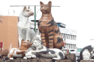 tugu kuching sarawak