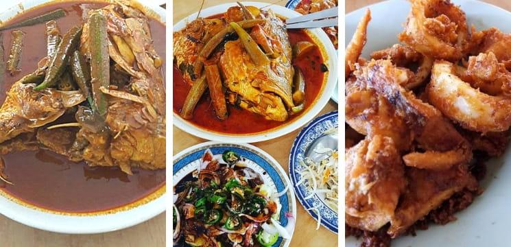restoran deens kari kepala ikan pd