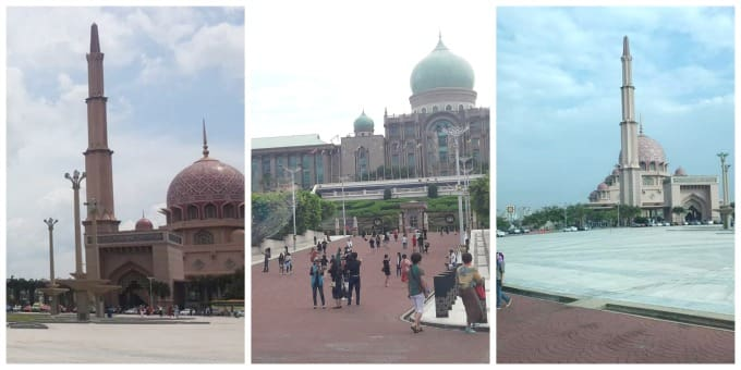 dataran masjid putrajaya best