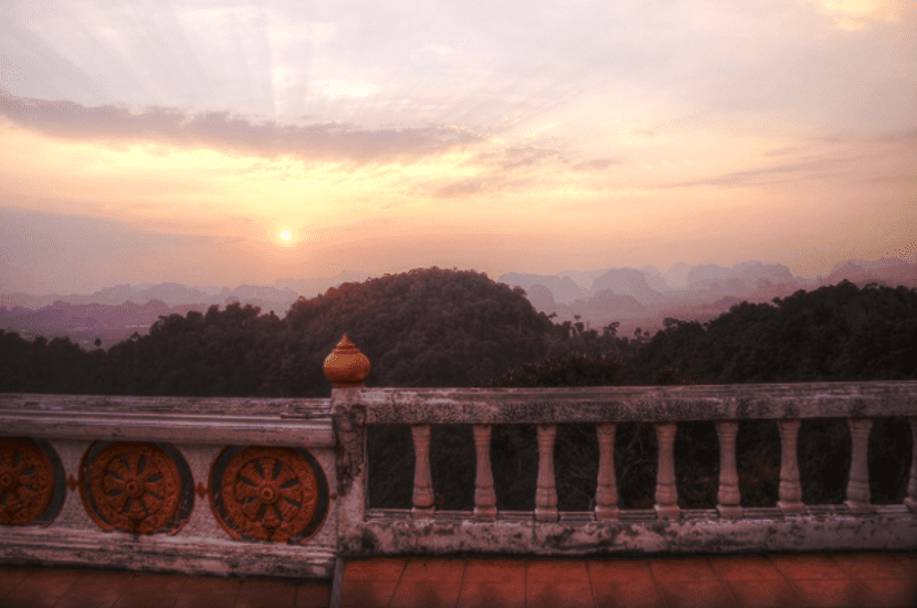 tiger cave temple krabi