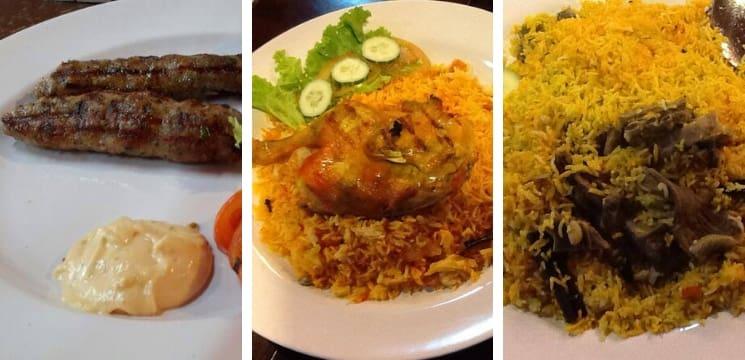 restoran nasi arab sedap seremban
