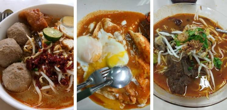 tempat sarapan di seremban