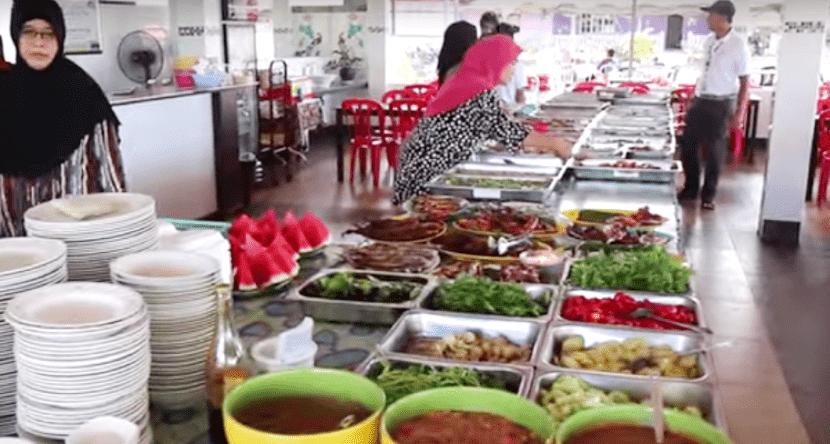 makan tengahari best di langkawi