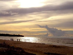 pantai menarik di brunei
