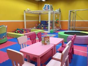 playground indoor kanak kanak