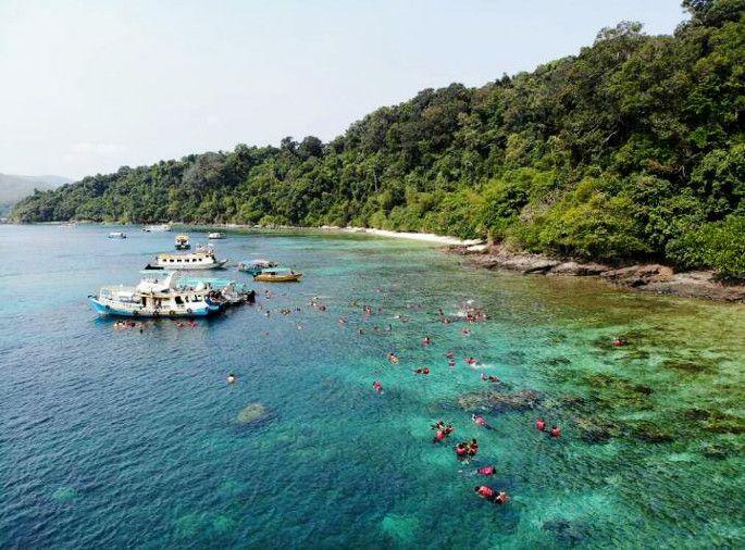 pulau bidong terengganu island