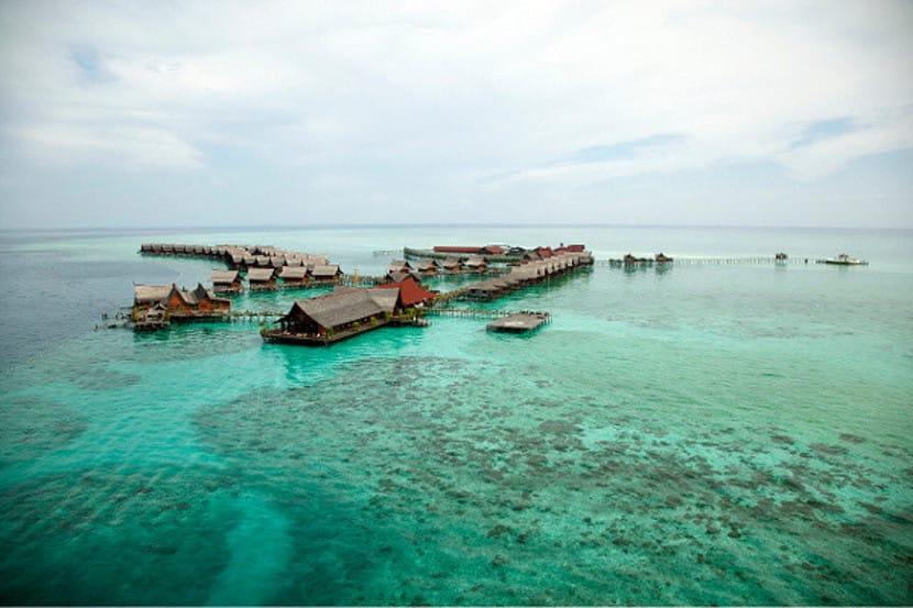 pulau di sabah yang best honeymoon