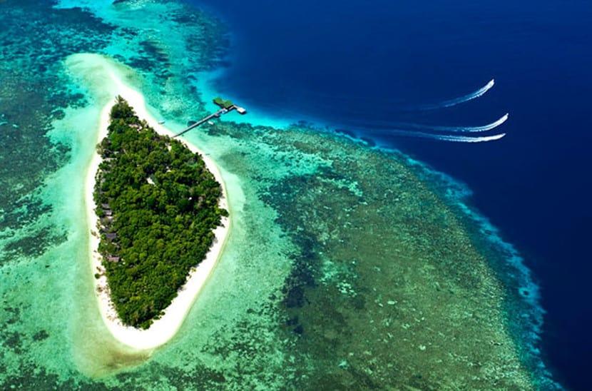 pulau lankayan di sabah best
