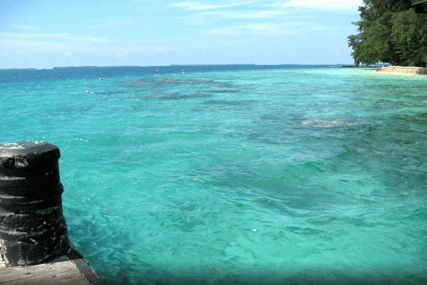 pulau seribu indonesia