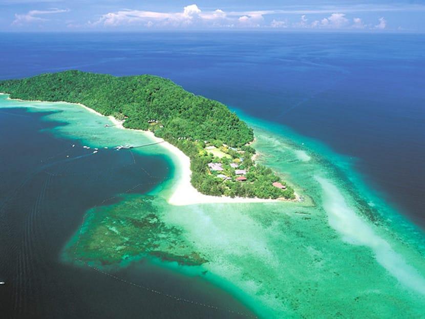 pulau tiga di sabah best