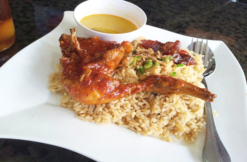 restoran nasi minyak putrajaya