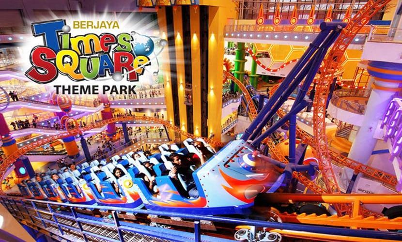roller coaster paling menakutkan