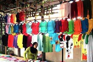 shopping di bandung indonesia