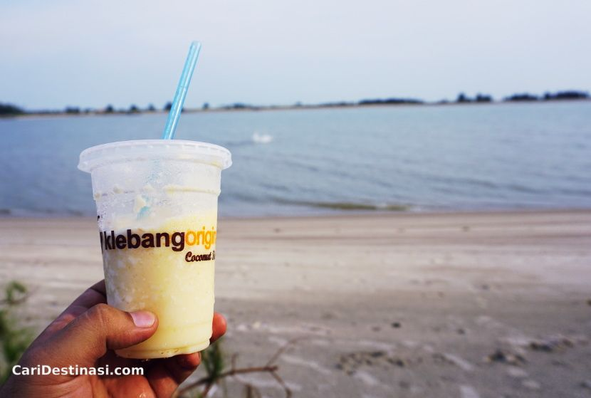 coconut shake original klebang