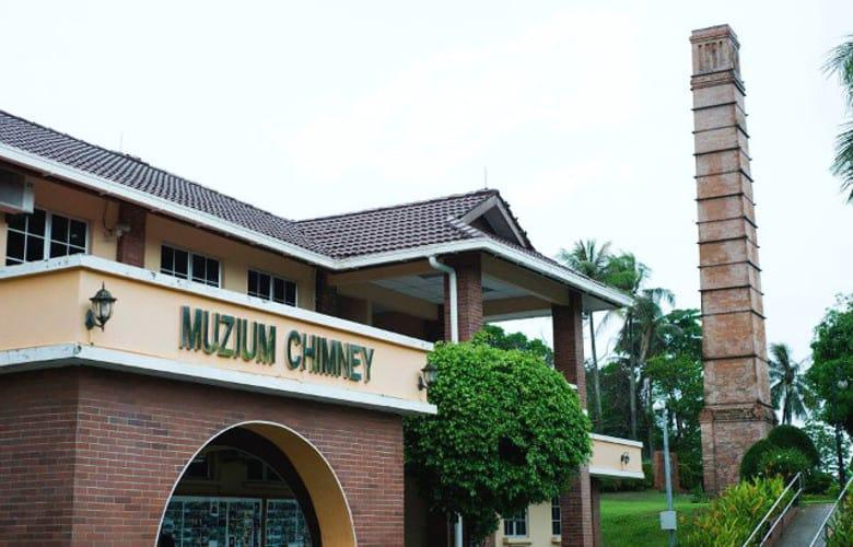 muzium chimney pulau labuan