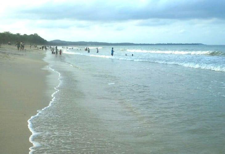 pantai di johor peranginan