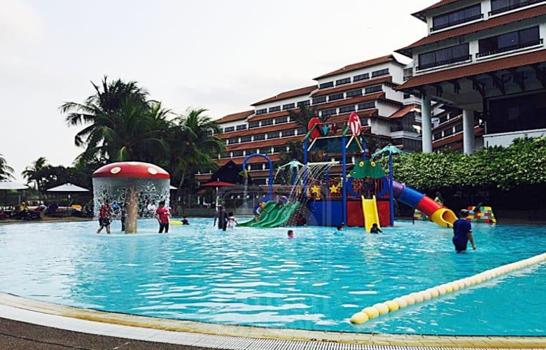 resort world awana kijal
