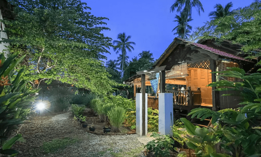 rumah melayu homestay-M