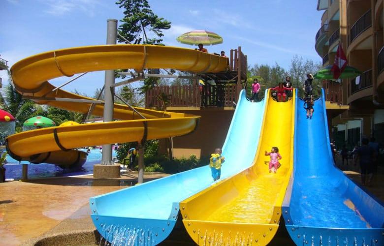 taman tema dalam resort malaysia