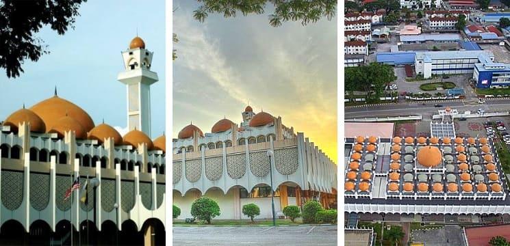 masjid negeri perak ipoh