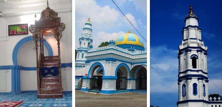 masjid panglima kinta perak