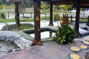 kolam air panas batang kali