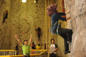Camp5 Climbing Gym one utama petaling