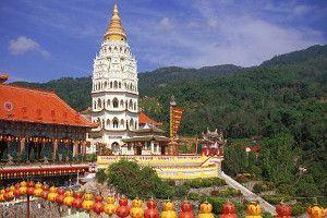Kek Lok Si Temple pulau pinang