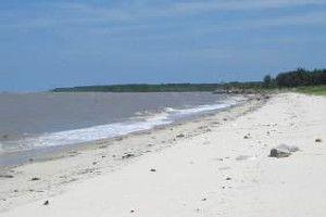 Pantai Tanjung Rhu pulau carey