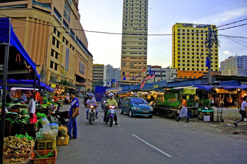 Pasar Chow Kit kuala lumpur