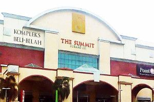 The Summit Subang USJ