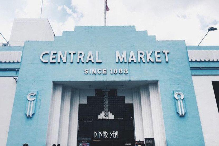 central markat pasar seni kuala lumpur