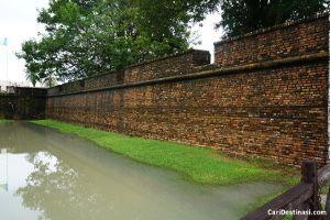 fort cornwallis pulau pinang