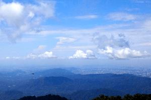gunung nuang hulu langat