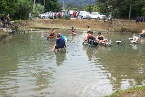 kolam air panas sungai serai langat