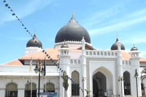 masjid-kapitan-keling penang