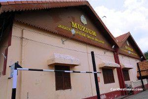 muzium sejarah percuma di melaka