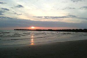 pantai bagan lalang di sepang