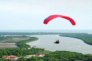 paragliding bukit jugra