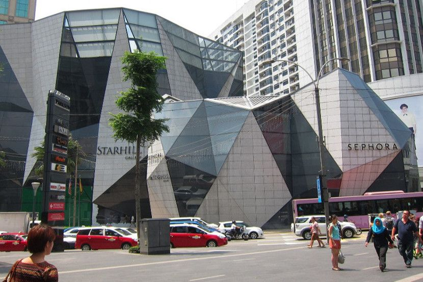 starhill gallery-mall-kl