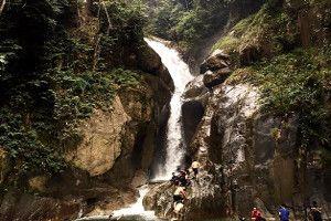 sungai chiling kelah hulu selangor