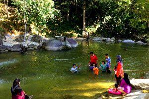 sungai inki kalumpang