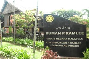tempat bersejarah di pulau pinang