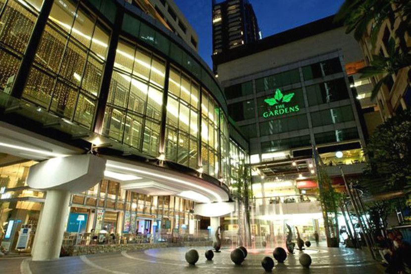 the garden mall kl