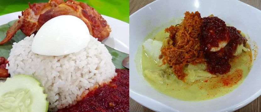 restoran nasi lemak saleha kl