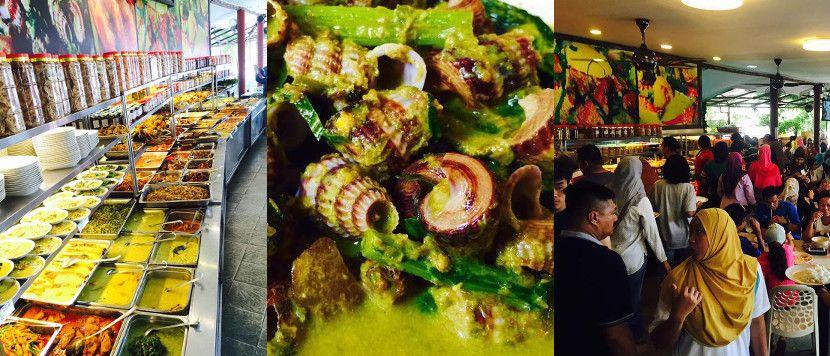 restoran sambal hijau kl