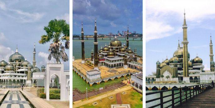 masjid-kristal-kuala terengganu